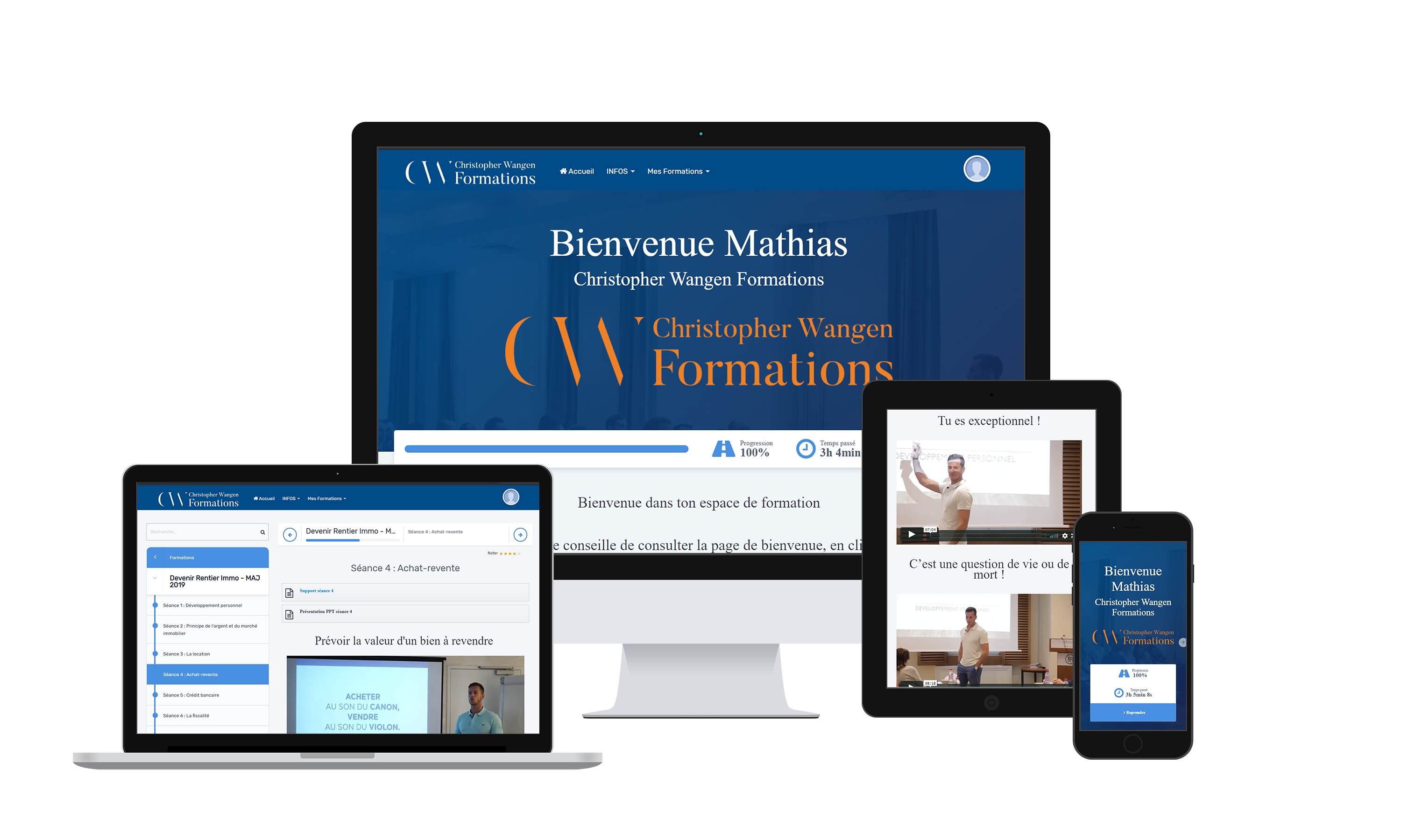 Avis formations immobilier